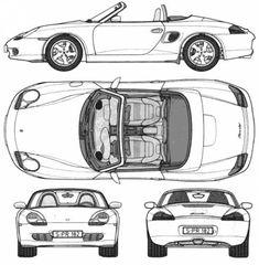 Porsche Boxster (2004)