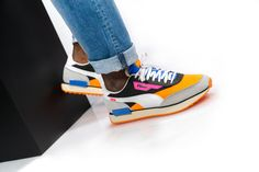 Sneakers Mode, Puma Sneakers, Sneakers Fashion, Skater Outfits, Reebok, Sneaker Trend, Converse Sneaker, Ab Sofort, Shoes
