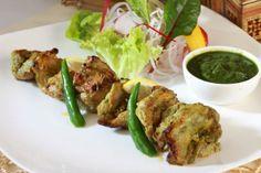 Chicken Hariyali Tikka #starter #tikka #spicy #indianfood For more ...