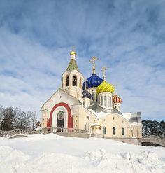 Cathedral in honour of Grand Prince Igor of Chernigov and of Kiev