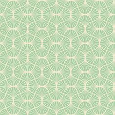 Joel Dewberry Empire Weave Jade Home Dec Weight Sateen fabric