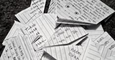 Sometimes I write 13-page letters to my boyfriend. I want to be a cheesy girl and fold the letter all cute-like, but apparently, 13-pa...