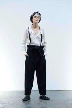 Y's Yohji Yamamoto - Spring 2017 Ready-to-Wear