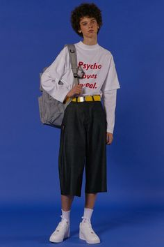 ADER styling Psycho loves cereall t-shirt