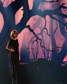 Performed #OutOfTheWoods at the #Grammys , I am glad you liked it. :)