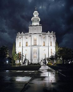 St George temple -check