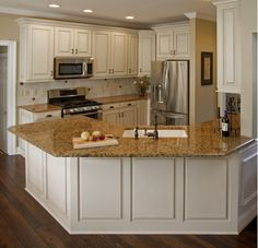 Kitchen Cabinet Refacing - Home and Garden Design Idea's