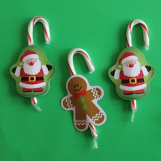 Dollar Store Crafts - Dress Up a Candy Cane