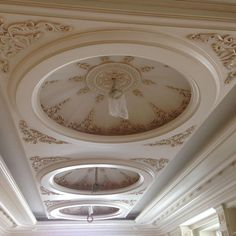 dining room center piece to match the colors and designs Ceiling, House Ceiling Design, Ceiling Design Living Room, Living Room Design Decor, Room Door Design, Classic Ceiling, Ceiling Decor, Ceiling Design, Ceiling Domes