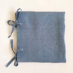 Deco / Luxury Garment dyed Linen pillowcase with by vydravolkmer Pure Products, Deco, Luxury, Fashion, Moda, La Mode, Deko, Dekoration, Fasion