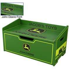 Boys bedroom furniture ideas toy boxes 39 Ideas for 2019 John Deere Boys Room, John Deere Nursery, John Deere Bedroom, John Deere Toys, Boys Tractor Bedroom, John Deere Baby, Boys Bedroom Furniture, Kids Bedroom, Farm Bedroom