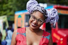 Natural Hair Inspiration   Afropunk 2015   POPSUGAR Beauty