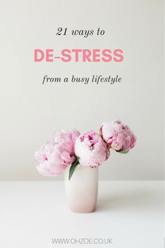 The majority of us need to de-stress, either from an event like an exam or from a busy lifestyle in general. Sometimes, work, relationships, society and even blogging can get too much and a little TLC is required. I'm a hugeadvocate for self-care and taking time out, especially for aiding your mental health. Recently, I'veRead More »