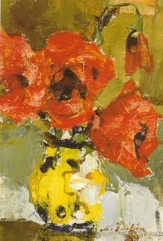 "Joan Miro  ""analogous"""