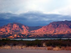 The awe inspiring Caballo Mountains in South Central New Mexico.  I love this place.