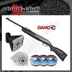 Gamo Extreme Luftgewehr Kal. 4,5mm inkl. Zubehör - SET 2