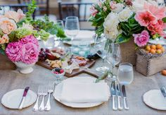 Everything About This Farm-to-Table Wedding is Beyond Elegant | TheKnot.com