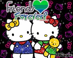 """Hello Kitty Best Friends Forever 
