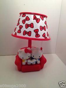 hello kitty room light