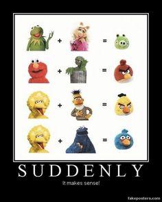 Oooohhhhh Now I get it....