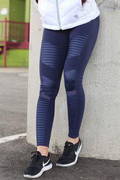 Loving these moto leggings!