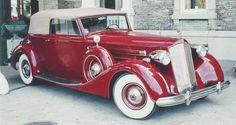 Packard Touring Convertible