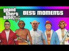 GTA 5 Best Moments - Funny Moments, Glitches, Skits (GTA 5 Online / Single Player Montage) - YouTube