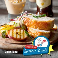 Want to make dad feel really special? Say happy Father's Day with food and serve up this decadent Amarula, apple and chilli-glazed pork belly today! #dailydish #picknpay #freshliving