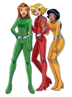 totally spies - Pesquisa Google