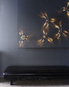 OCHRE Damsel Fly Wall Light