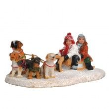 Luville - Dog Sledge FW 8.95