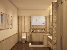 Nicely Designed #BathroomInterior and #Construction #Work by #AAA #InteriorDesign Best Interior Design, Bathroom Interior Design, Interior Design And Construction, Bathroom Designs, Bathtub, Standing Bath, Bathtubs, Bath Tube, Bath Design
