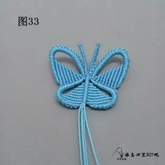 点击查看原图 Diy Yarn Decor, Macrame Jewelry Tutorial, Free Macrame Patterns, Micro Macrame, Bracelet Patterns, Knots, Crochet Necklace, Bracelets, Handmade
