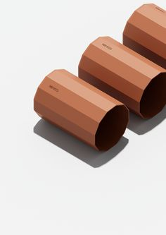 Polygon is a set of stationery designed for new starters, such as students or office workers. A minimally. Cool Electronics, Shape And Form, Stationery Design, Bottle Design, Minimal Design, Industrial Design, Lighting Design, Design Trends, The Balm