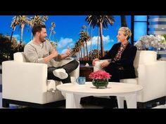 Jamie Dornan Feels Panicked with Intense Fans - YouTube
