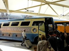 All you need to know about Disney's Magical Express service from Disney Diva.