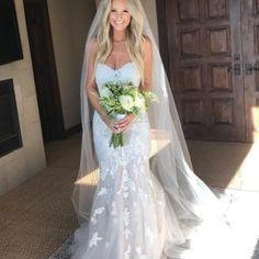 favorite #ootd i've ever worn. ready to go get my MR. 🔔✨ #willyouharrime #giltybride #nicedayforawhitewedding #wiw #mywedding #weddingdayvibes #weddingdress #mrswhite #bride #bloggerwedding #weddingwednesday #weddingwire #engagementedit #sostella