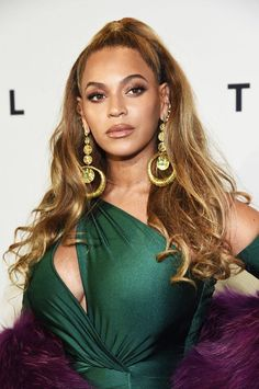 "Beyoncé at the 3rd annual ""TidalxBrooklyn/TidalX1017"" benefit concert held at the Barclays Center October 17th,2017"