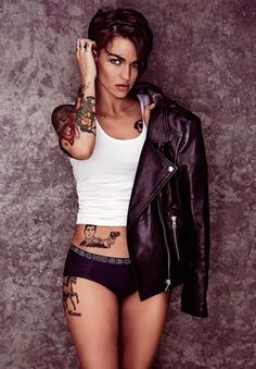 Ruby Rose hot pictures quotes videos bio
