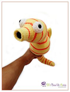 Ravelry: Amigurumi Ivo the Seahorse pattern by Stacey Trock