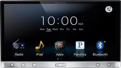 AppRadio 3 - In-Dash iPhone® and Android™ Compatible Car Receiver with Capacitive Multi-Touchscreen, DVD/CD Player, Bluetooth®, MirrorLink™, and On-Screen Access to Compatible Apps Free Iphone, Iphone 4s, Video Installation, Car Gadgets, Car Audio, Android Apps, Free Android, Bluetooth, Smartphone