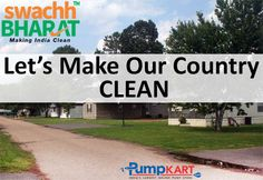 As a new generation its our responsibility to make our Country CLEAN and GREEN. Come-on India wake up & lets join   