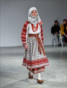 Жіноче святкове вбрання. Регіон – Західне Полісся (Волинська область 3a52278ce92a1
