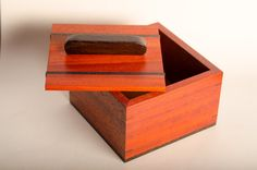 Hand crafted Wooden Box by LaFondWoodworks on Etsy