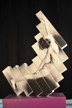 Equilibre - Phtosculpture - Brno Del Zou