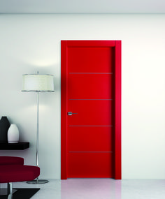 Bold lines that combine strenght and serenity. #handle #design #interiordesign #doors #home
