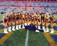 2014 AU Majorettes with Aubie Majorette Uniforms, Cheer Dance, Hot Cheerleaders, Football Program, Auburn, Beauty And The Beast, Athletes, Cheerleading, Schools