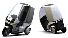 Sidam Xnovo three-wheeled scooter - Newlaunches