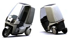 Sidam Xnovo three-wheeled scooter - Newlaunches