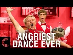 """Angry Dancing for Love - YouTube """"there are laws of teenage attraction that we must abide by"""""""